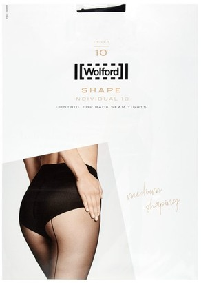 Wolford Back Seam Support Tights