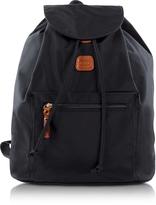 Bric's X-Travel Black Nylon Backpack