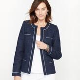 Anne Weyburn Woven Jacket