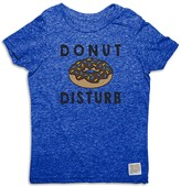 Original Retro Brand Boys' Donut Disturb Tee