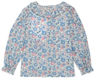Trotters X Liberty Betsy Willow Blouse (2-11 Years)