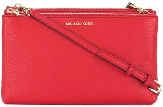 MICHAEL Michael Kors Double Zips Crossbody Bag