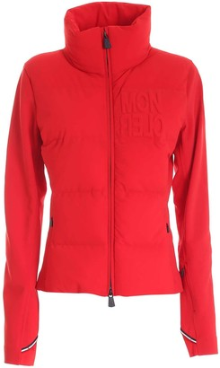 MONCLER GRENOBLE Zipped Padded Jacket