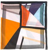 Faliero Sarti Silvan scarf - women - Silk/Cotton - One Size