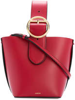 Joseph o-ring top handle bag