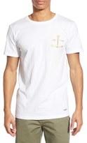rhythm 'Smooth Seas' Graphic Crewneck T-Shirt