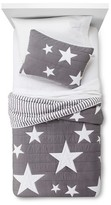 Nobrand No Brand Reversible Star Quilt Set