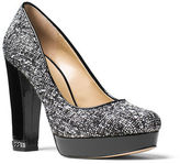 MICHAEL Michael Kors Tweed Platform Pumps