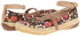 Beeko Dalia (Little Kid/Big Kid) (Brown) - Footwear