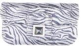 Kara Ross Sequined Clutch