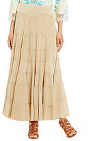 Reba Sahara Oasis Tiered Full Skirt