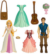 Disney Tangled Deluxe Figure Fashion Set