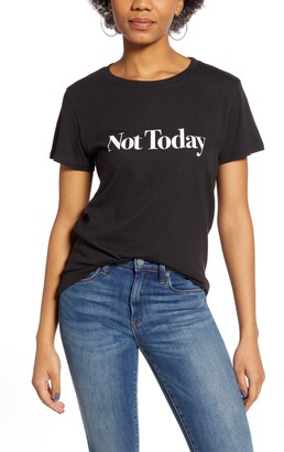 Sub Urban Riot Not Today Loose Tee