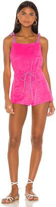 Luli Fama Adjustable Shorts Romper