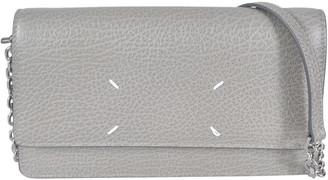 Maison Margiela Flap Opening Chain & Leather Strap Shoulder Bag