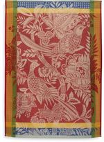 """Sur La Table Birds of Paradise Kitchen Towel, 28"""" x 19"""""""