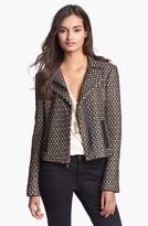Nanette Lepore 'Moroccan' Crop Jacket