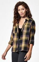 Hurley Wilson Plaid Button-Down Shirt