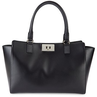 Kate Spade Kelsey Leather Winged Tote