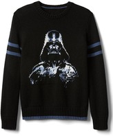 Gap Mad Engine© Star Wars intarsia sweater