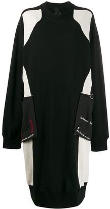 Bernhard Willhelm Oversized Sweater Dress
