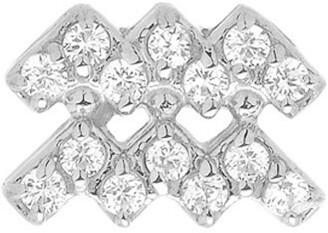 Mini Mini Jewels Diamond Zodiac Sign Earring