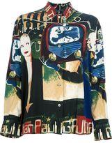 Jean Paul Gaultier Vintage printed shirt