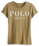 Polo Ralph Lauren Polo Cotton Jersey Tee