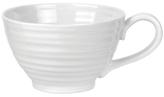 Portmeirion Sophie Conran White Jumbo Cup
