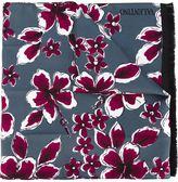 Valentino Garavani hibiscus print scarf