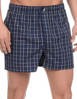 Nautica Printed Cotton Boxers