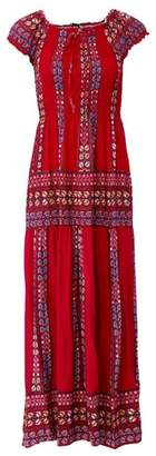 Dorothy Perkins Womens *Izabel London Red Boho Maxi Dress, Red