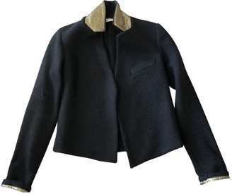 Koshka Mashka Black Wool Jacket for Women