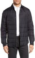 BOSS Men's Landolfo Quilted Shirt Jacket