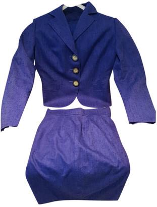 Christian Dior Purple Cotton Jackets