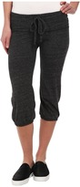 Alternative Eco-Heather Crop Pant Women's Casual Pants