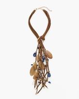Chico's Mikayla Tassel Necklace