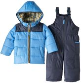 Carter's Toddler Boy Heavyweight Jacket & Bib Snow Pants Snowsuit Set