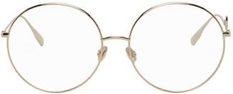Christian Dior Gold DiorSignature02 Glasses