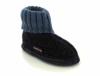 Haflinger Men's Karl Huttenschuh Hi-Top Slippers