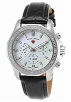 Swiss Legend Women's 16200SM-02 Islander Analog Display Swiss Quartz Black Watch