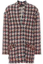 Isabel Marant Jamsy tweed coat