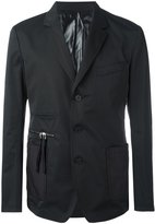 Givenchy multi pocket blazer - men - Cotton/Polyamide/Polyester - 50