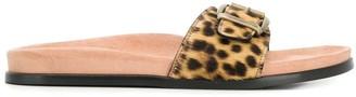 Avec Modération Kitzbuhel slide sandals
