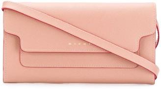 Marni Bellows crossbody wallet