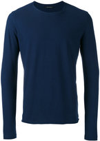 Roberto Collina long-sleeve T-shirt - men - Cotton - 46