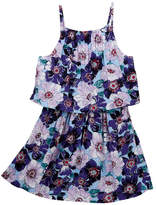 Joe Fresh Floral Dress (Big Girls)
