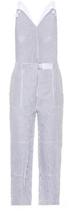 Rag & Bone Ellen cotton and linen jumpsuit