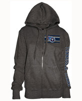 5th & Ocean Women's Tennessee Titans Backfield LE Hoodie