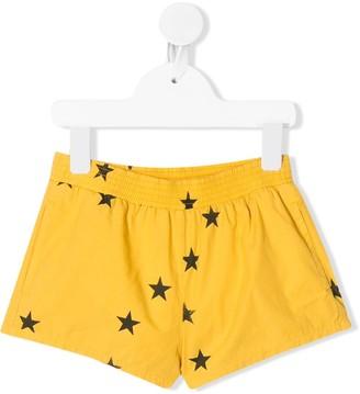 The Animals Observatory Star Print Swim Shorts